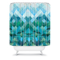 DENY Designs Home Accessories | Kei Ivor Shower Curtain