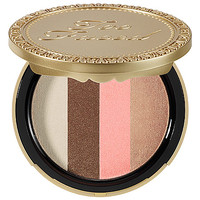 Sephora: Too Faced : Snow Bunny Luminous Bronzer : bronzer-makeup