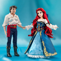 Ariel and Prince Eric Doll Set - Disney Fairytale Designer Collection | Disney Store