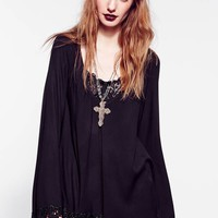 For Love & Lemons Angelic Dress in Black