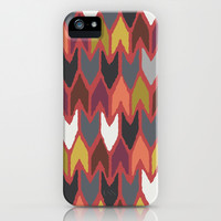 fire pepper arrows iPhone & iPod Case by Sharon Turner