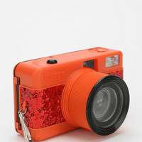 Lomography Glitter Ruby Fisheye Camera
