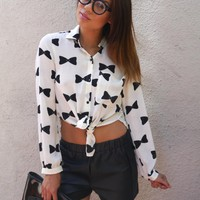 Dollhouse Blouse