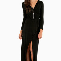 Mimi Maxi Wrap Dress $39