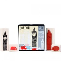 London Stamp Set : Branch: Sustainable Design for Living