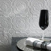 Graham &amp; Brown - Small Squares Paintables Wallpaper