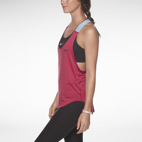 Nike Loose Elastika Women's Tank Top - Fusion Red
