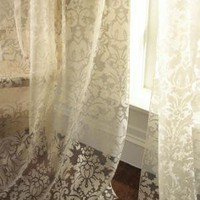 Dian Austin Couture Home - &quot;Olivia&quot; Damask-Print Curtains - Horchow