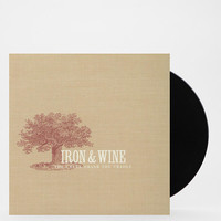 Iron & Wine - The Creek Drank The Cradle LP - Urban Outfitters
