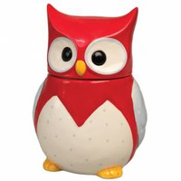 Buy Large Ceramic Owl Cookie Jar