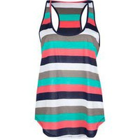 FULL TILT Stripe Tank