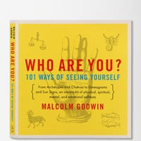 Who Are You?: 101 Ways of Seeing Yourself By Malcolm Godwin  - Assorted One Size- Assorted One