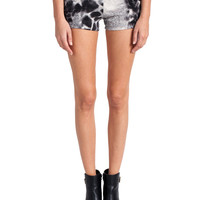 High Waist Animal Print Shorts | 2020AVE