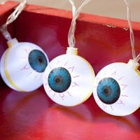 Lights.com | String Lights | Battery String Lights | Eyeball Battery String Lights by LampLust