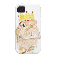 Regal Rambo Rabbit Vibe iPhone 4 Cases