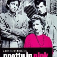 Pretty in Pink 11 x 17 Movie Poster - Style B