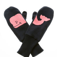 Women's Accessories: Winter Whale Mittens for Women - Vineyard Vines