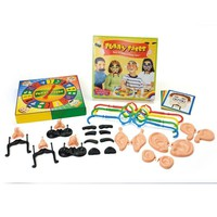 Funny Faces Board Game at Brookstone—Buy Now!