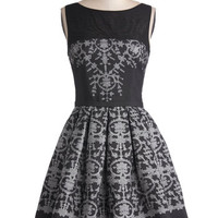 In with the Ornate Dress | Mod Retro Vintage Dresses | ModCloth.com