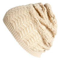 Lulu Knit Hat (Juniors) | Nordstrom