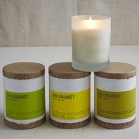 Green Market Purveying Co. Proprietary Candles