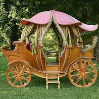 La Belle Au Bois Dormant Coach : Ultimate Posh at PoshTots