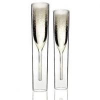 Champagne Flute (Set of 2)  - Yanko Design