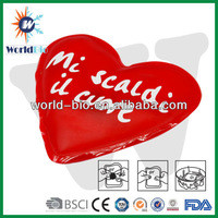 Source heart-shaped handwarmer Magic Click Heating Gel Pad(Manufacture With CE,MSDS) on m.alibaba.com