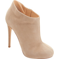 Barneys New York Short Platform Ankle Boot at Barneys.com