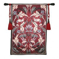 Fine Art Tapestries William Morris Tapestry - 2034-WH - Decor