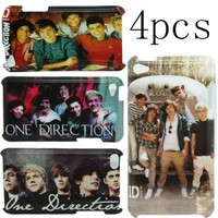 One Direction Hard Case Cover Skins For Apple Ipod Touch