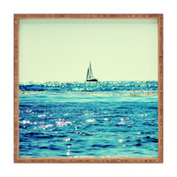 DENY Designs Home Accessories | Lisa Argyropoulos Sailin Square Tray