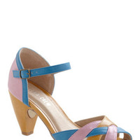 Sweet on Sweets Heel | Mod Retro Vintage Heels | ModCloth.com