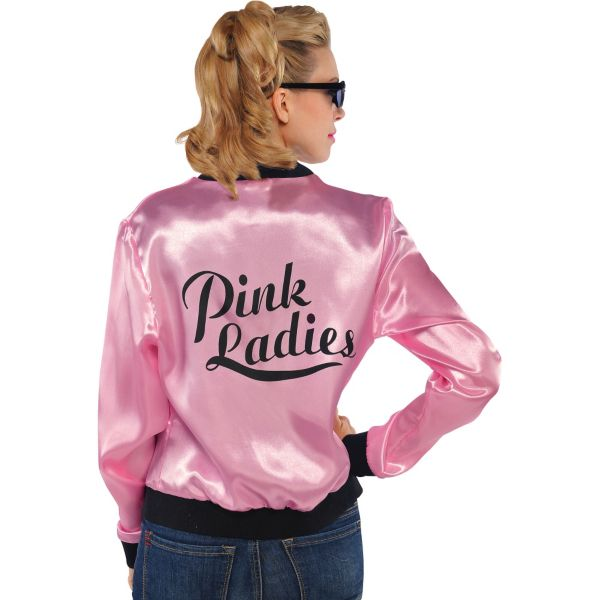 Pin Pink Lady Jacket on Pinterest