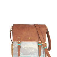 Mountaintop Lodge Bag | Mod Retro Vintage Bags | ModCloth.com