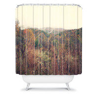 DENY Designs Home Accessories | Catherine McDonald Autumn In Appalachia Shower Curtain