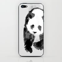 Panda iPhone & iPod Skin by Diana Hope