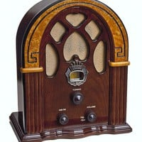Retro Radio - Listen to FDR's big speech or Lady Gaga! :)