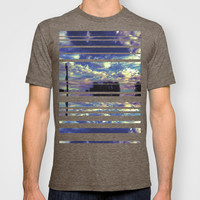 Closed Eye Sheet Music T-shirt by Ben Geiger