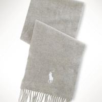 Big Pony Lambswool Scarf
