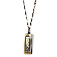 Little Harmonica Necklace