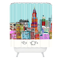 DENY Designs Home Accessories | Brian Buckley New York Living Shower Curtain