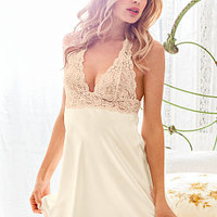 The Angel Satin Halter Slip - Dream Angels - Victoria's Secret