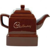 Cadburys Chocolate Tea Pot - Kitchen & Dining - The Contemporary Home Online Shop