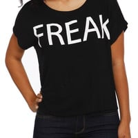 Freak Striped Dolman | Hot Topic