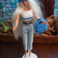 Handmade Outfit for Barbie Doll   SEE SPECIAL OFFER   (nannycheryl original)995