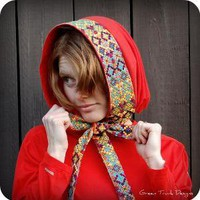 Fairy Tale Hood by GreenTrunkDesigns on Etsy