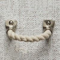Rope + Metal Handle - Cotton