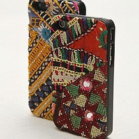 Free People Womens Tapestry iPhone 4/5 Case - Multi iPhone