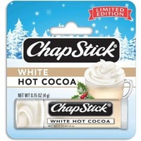 ChapStick White Hot Cocoa, 0.15 Ounce